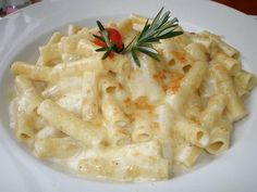 Gratin de Macaroni Recipe served at Les Chefs de France in EPCOT at Disney World