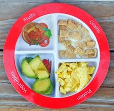 MyPlate Meal Ideas | Ideas that Incorporate Fruits and Vegetables