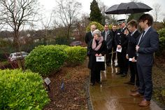 January 12, 2015, saw a ceremony to dedicate a tree to the memory of PC Ian Rodgers. The ceremony took place in the Force's Memorial Garden at the Sedgley Park Centre. PC Rodgers died as result of injuries sustained while searching for children on a railway line in Brinnington, Stockport on 3 April, 1975. He was the first member of Greater Manchester Police to be killed in the line of duty. His widow, Pauline Rodgers, and sons Dan and Andy attended the ceremony. www.gmp.police.co.uk