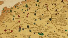 Hegemony Rome, Zoomed out map