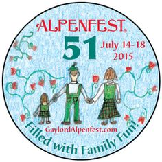 Alpenfest July 2015 - to check MI off the Race in 50 States list 50 States, Michigan, Racing, Check, Running, Auto Racing