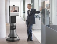 The iRobot Ava 500 Telepresence Robot has been designed to offer a whole new level of telepresence to the enterprise market, say iRobot and enables users to enjoy video communication plus a physical presence through complete freedom of movement. | via Geeky Gadgets