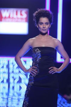Kangana is back on the ramp!