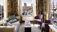 Hotel Interior Design Trends: The Ludlow Hotel a New York City Stati Uniti | Splendia. See also. http://www.brabbu.com/en/inspiration-and-ideas/