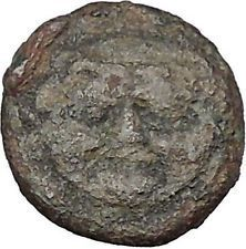 Kamarina in Sicily 413BC RARE Ancient Greek Coin OWL Medusa Protection i50599 https://trustedmedievalcoins.wordpress.com/2016/01/06/kamarina-in-sicily-413bc-rare-ancient-greek-coin-owl-medusa-protection-i50599-4/