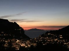 A stroll around Anacapri, stage You may want to take a look at Capri town along the journey. Here's what you get on a midsummer evening, from one of the many hidden corners of the island Summertime, Travel Photography, Capri, Stage, Journey, Tours, Island, Holidays, Sunset