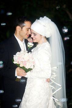 Egyptian Bride Perfect Muslim Wedding