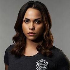 Monica Raymund as Paramedic in Charge Gabriela Dawson