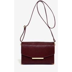 Ted Baker Textured Leather Cross Body Bag Oxblood ($389) ❤ liked on Polyvore featuring bags, handbags, shoulder bags, oxblood, white shoulder bag, crossbody handbags, zipper purse, ted baker purse and metallic purse