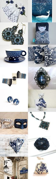 Moonlight by Beata Zajdel on Etsy--Pinned with TreasuryPin.com