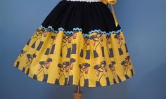 Breaking Bad Skirt Adjustable Waist All Sizes by TootSweetSkirts, $52.00