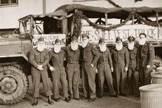 1950's Christmas Cheer  | Military Reminisce