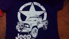 2 playeras jeep-jeep girl-wagoneer-xj envio gratis