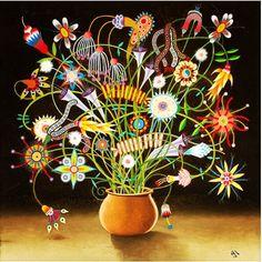 O catálogo do leilão Bolsa de Arte está aberto à lances prévios no portal iArremate, acesse e dê seus lances ! Leilão dia 14/03 às 20:30h!  www.IARREMATE.com  Lote 0005 Roberto Magalhães - Vaso de flores - Óleo sobre tela - 70 x 70 cm  #robertomagalhaes #vasodeflores #flores #fineart #florpimentelmidia #bolsadearte #iarremate #instaluxo #oscarfreire #exposição #riodejaneiro #ribeiraopreto #pintura #portoalegre #art #artgallery #arquiteturadeinteriores #sp #sorocaba #decor #design #goiania