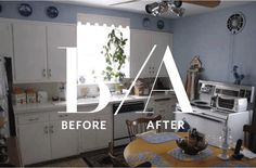 "Before & After: A Kitchen ""Held Together with Tape"" Gets an Overdue DIY Remodel"