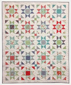 A Quilting Life - a quilt blog: Quilted Works.