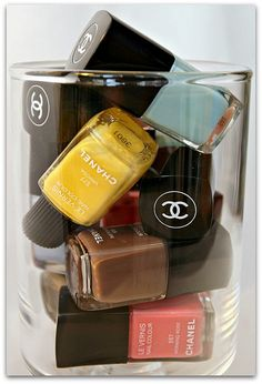 Catalogue Le Vernis Chanel by tcugumy dolce ☀ amore, via Flickr