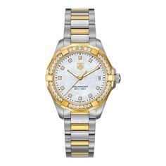 Reis-Nichols Jewelers : TAG HEUER Aquaracer 32mm Quartz Watch