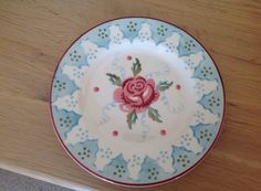 Emma Bridgewater Mary MacCarthy 6.5 inch Plate 2002
