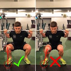 Proper toe position to get a strong foundation to list and avoid joint injury caused by misalignment. Sport Fitness, Muscle Fitness, Fitness Tips, Fitness Motivation, Cardio Training, Weight Training, Strength Training, Gym Tips, Powerlifting