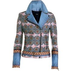 Barney's New York African Print Jacket Funky Chic: African Print Furniture & Fashion www.ZUVALifeCulture.com