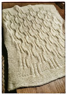 Knitwear, Blanket, Rugs, Knitting, Projects, Home Decor, Tejidos, Log Projects, Homemade Home Decor