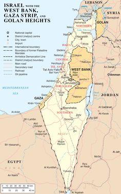 The Holy Land.  Enough said.