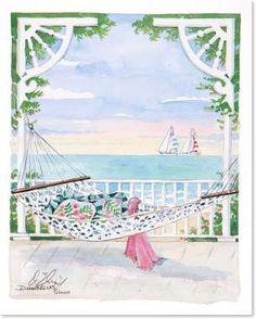 'Hammock By The Sea' Life is a Hammock