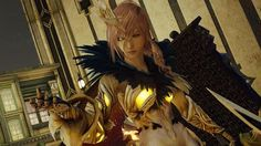 """Final Fantasy 13′s Lightning may possibly """"return"""" as a guest character in future games - http://rigsandgeeks.com/final-fantasy-13%e2%80%b2s-lightning-may-possibly-return-as-a-guest-character-in-future-games/"""