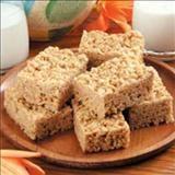 Quick Crisp Snack Bars Recipe