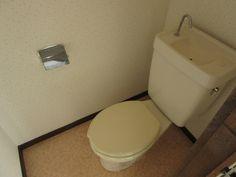 トイレ|賃貸 1K つかさコーポ byのぐち不動産
