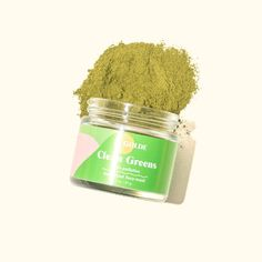 Whoa, You Can Add This Face Mask to Your Morning Smoothie Skin Care Masks, Face Masks, Marshmallow Root, Aloe Vera Face Mask, Green Superfood, Gel Mask, Exfoliate Face, Facial Oil, Green Cleaning
