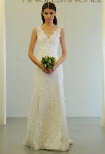 Angel Sanchez Fall 2015 Wedding Dresses   Kurt Wilberding   blog.theknot.com