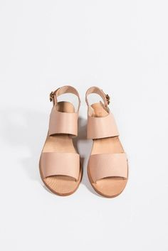 Find New Look's fashionable collection of ladies heeled shoes, with the use of block high heel sandals, strappy sandals and system looks. Leather Sandals, Shoes Sandals, Nude Sandals, Heeled Sandals, Cute Shoes, Me Too Shoes, Crazy Shoes, Block Heels, Chic