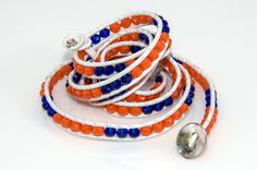 Denver Broncos/Chicago Bears/Boise State Wrap Bracelet