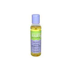 Aura Cacia Organic Calming Baby Oil, 4 OZ - CVS.com