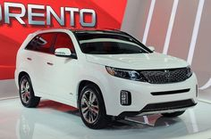 2014 Kia Sorento will be available with completely new outlook and many new add ons that's provide stunning appereance to the vehicle.