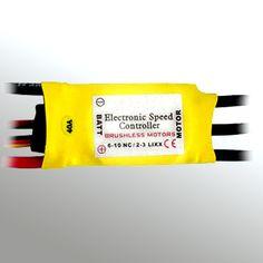 esc-dye-1004 Brushless ESC-40a