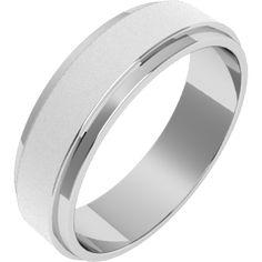 A stunning mixed finish mens ring in 18ct white gold from London family run jewellers, Purely Diamonds, www.purelydiamonds.co.uk