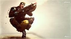 Funny Gear Of War Soldier HD Game Creation Wallpaper,Game Funny Wallpaper,Cartoon Fun Wallpaper,Funny Wallpaper,Facebook Fun Wallpaper
