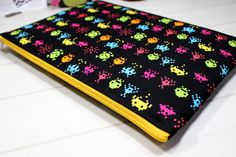 Macbook Pro sleeve 15 inch laptop case Dell XPS 15 by LOONdesigns