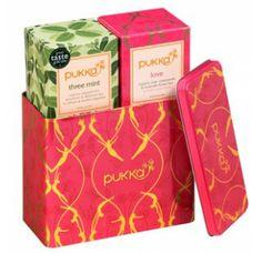 Pukka Tea: Tea Tin