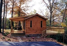 Specializing in Park Model & Log Cabins Sales and Design. Western Carolina's source for Breckenridge, Chariot and Skyline, the leaders in the Park Model Industry and communities, retirement communities Tiny Cabin Plans, Cabin Kits, Park Model Homes, Park Homes, Hunting Cabin, Hunting Gifts, Shed To Tiny House, Log Siding, Diy Cabin