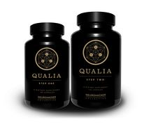 Qualia was designed to help you transcend these limitations so life can be experienced with clarity, potency, and emotional resilience.