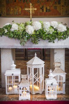 Boda en el Parador de Baiona. www.mardeflores.com ,#Bodas #Floristerías para bodas #Decoracion de boda