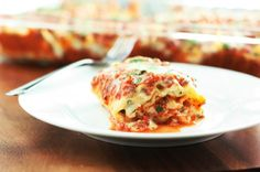 Lasagna Roll Ups! Have to try this!