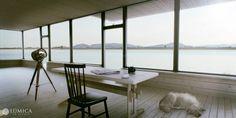 The lake house Office Desk, Windows, 3d, House, Furniture, Home Decor, Architecture, Desk Office, Decoration Home
