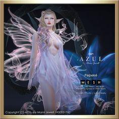 -AZUL- Pepeke (c)-AZUL-byMamiJewell