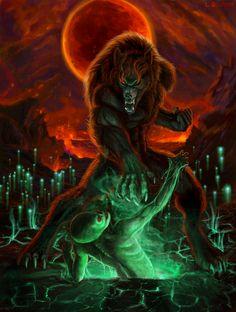 Tom's Werewolf by viergacht on deviantART  http://www.amazon.com/Werewolf-Nights-Mari-Hamill-ebook/dp/B00LUDO8JK/