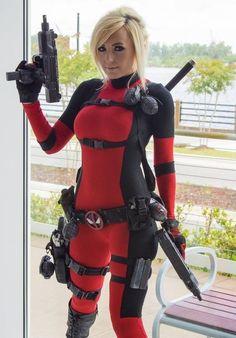 Jessica Nigri as Lady Deadpool